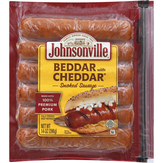 Johnsonville Sausage, Beddar With Cheddar, Smoked