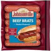 Johnsonville Smoked Beef Brats
