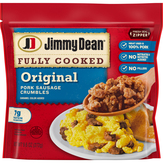 Jimmy Dean  Fully Cooked Hearty Sausage Crumbl...