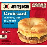 Jimmy Dean  Croissant Sandwiches Sau