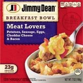 Jimmy Dean  Breakfast Bowls Meat Lovers