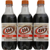 A&w Aged Vanilla Diet Root Beer
