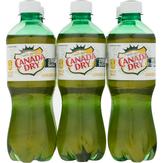 Diet Canada Dry Soda Bottles - 6 Pk