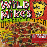 Wild Mike's Ultimate Supreme Pizza