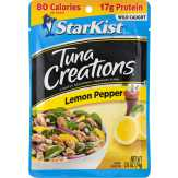 Starkist Lemon Pepper Tuna Creations