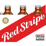 Red Stripe  6/12 Nr