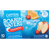 Capri Sun Fruit Punch Roarin' Waters Juice Pouches