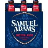 Samuel Adams Light, Octoberfest, Winter Lager Beer, 6 Pk.