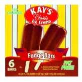 Kay's  Fudge Bars Fat Free