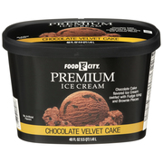 Food City Premium Chocolate Velvet Cake