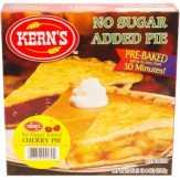 Kern's No Sugar Added Cherry Pie