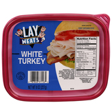 Lay's Classic Meats Honey Turkey Breast Luncheon Meat