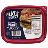 Lay's Classic Meats Smoked White Turkey Luncheon Meat