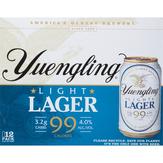 Yuengling Light Beer, 12 Pk.