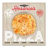 Rosario's Hot Cheese Pizza