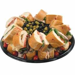 Food City Deli Fresh Sub Sandwich Party Tray