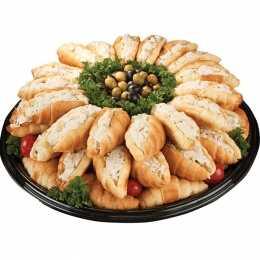 Food City Deli Fresh Chicken Salad Croissant Tray