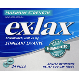 Ex-lax  Maximum Strength Stimulant Laxativ...