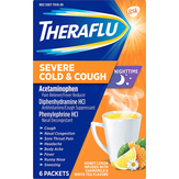 Theraflu Night Time Cough & Cold Theraflu Nightime Severe Cold &...