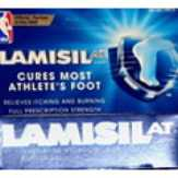 Lamisil  Athlete's Foot Cream