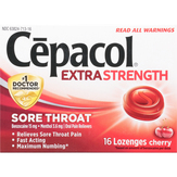 Cepacol  Max Numbing Cherry Lozenges