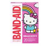 Band-aid Hello Kitty Adhesive Bandages