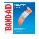 Band-aid  Adhesive Bandages Plastic Strips -...