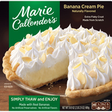 Marie Callender's Banana Creme Pie