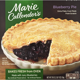 Marie Callender's Marie Callender's Blueberry Pie Marie Callender's Blueberry Pie