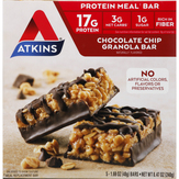 Atkins  Advantage Chocolate Chip Granola B...