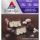 Atkins  Endulge Chocolate Coconut Bar - 5 Ct