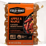 Field Roast  Vegan, Apple Maple Breakfast Sausage