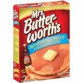 Mrs Buttersworth Mrs. Butterworth Buttermilk