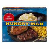 Hungry-man Smokin Backyard Bbq Limited Edition