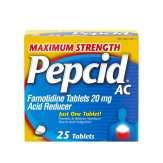 Pepcid Ac Maximum Strength Heartburn Relie...