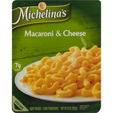 Michelina's Macaroni And Cheese Entree