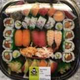 Fujisan 25 Pc Sushi Sendations Platter