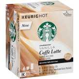 Starbucks Vanilla Caff�� Latte Sp