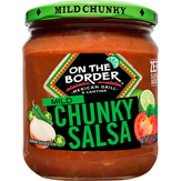 On The Border On The Border Chunky Salsa Mild On..., JAR