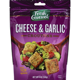 Fresh Gourmet  Premium Croutons Cheese & Garlic