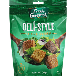Food City Fresh Gourmet Deli Style Croutons