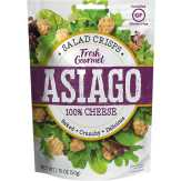 Fresh Gourmet Asiago Cheese Crisps