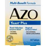 Azo Azo Yeast Homeopathic Medicine - 60 Ct