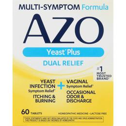 Food City | Azo AZO Yeast Homeopathic Medicine - 60 CT