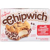 Chipwich Vanilla Chocolate Chip Ice Cream Sandwich