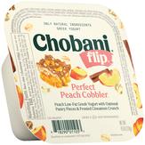 Chobani Flip Peach Cobbler Low-fat Greek Yo...