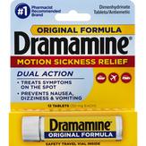 Dramamine  Original Formula Motion Sickness R...