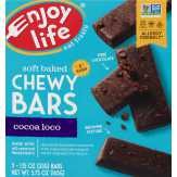 Enjoy Life  Baked Chewy Bars Cocoa Loco - 5 Ct