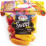 Pero Family Farms Mini Sweet Bagged Peppers