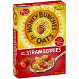 Honey Bunches Of Oats Post Honey Bunches Of Oats W Strawb...